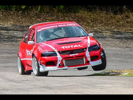 The Little '1800' That Did! The 4wd Mirage of Andre Anderson that consistently beat more powerful cars at Dover before it was retired.