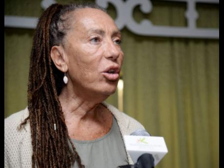 Carla Gullotta, executive director of Stand Up For Jamaica.