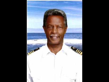 Marine pilot Roy 'Roxy' Fuller.
