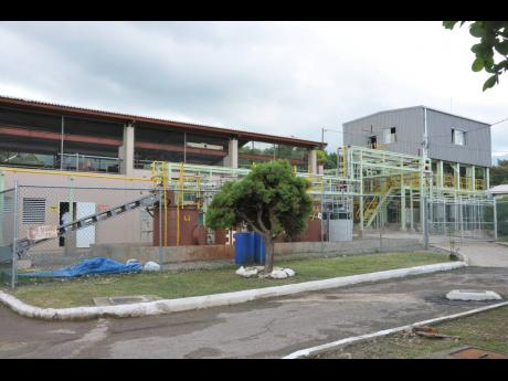 This 2013 file photo shows the site of the Jamaica Rare Earth Elements Pilot Plant, a partnership between the Jamaica Bauxite Institute (JBI) and Nippon Light Metals Limited of Japan.