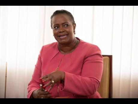 Venesha Phillips, councillor for the Papine division.
