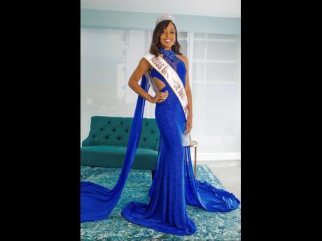 Alexia Royal Eatmon, Miss Universe Jamaica East.
