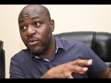 Shane Dalling, CEO of the Firearm Licensing Authority.