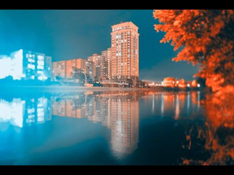 Hues and shades of Moscow