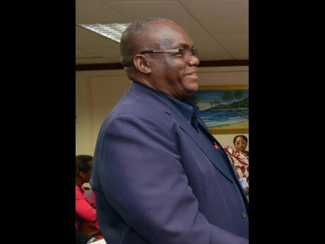 Wayne Robinson, acting principal of Jamaica College.
