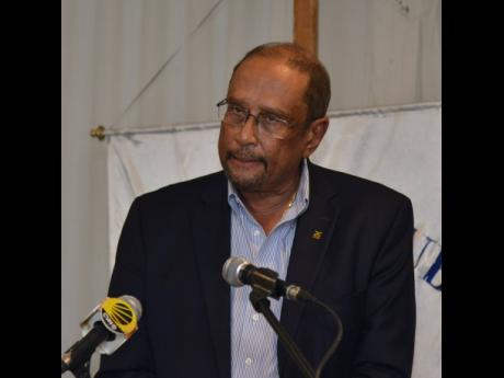 Howard Mitchell, chairman of Caribbean Flavours & Fragrances Limited.