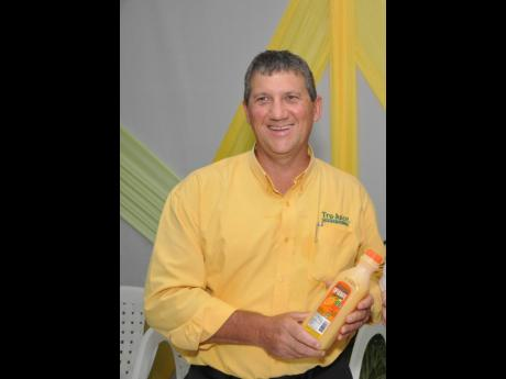 Peter McConnell, managing director of Trade Winds Citrus Limited.
