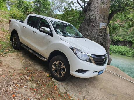 The Mazda BT-50 uses its unusual powerplant to great effectiveness delivering figures that put it near the top of the double-cab pick-up class.