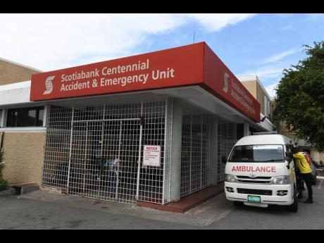The University Hospital of the West Indies faced an emergency scare last week in its Accident and Emergency Department