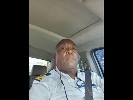 Marine Pilot Norbert 'Shag B' Bradshaw.
