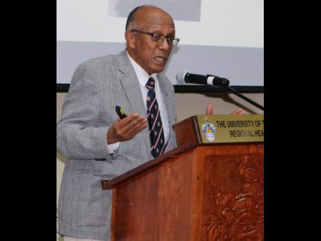 Professor Orlando Patterson.