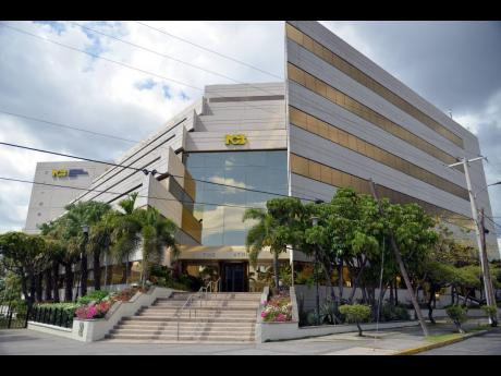 NCB Financial Group headquarters, The Atrium, in New Kingston.