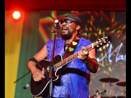 Frederick Nathaniel 'Toots' Hibbert, late frontman of Toots and the Maytals.