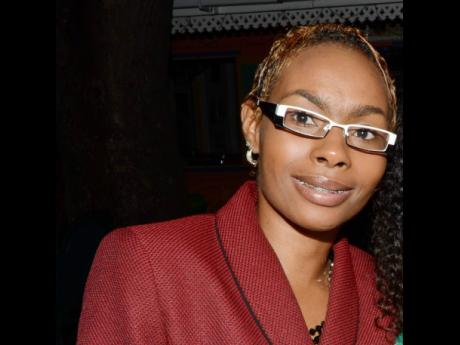 Tammara Glaves-Hucey, general manager for Key Insurance Company Limited.