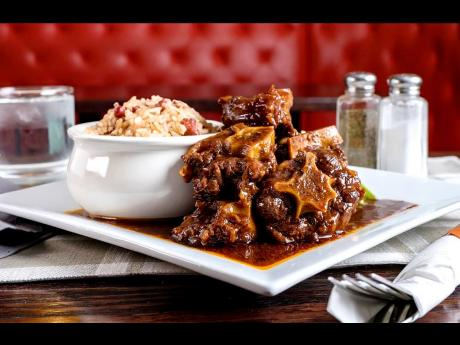 Desire a truly delicious taste of the Caribbean? Try the Breezes Meat Lovers Oxtail.