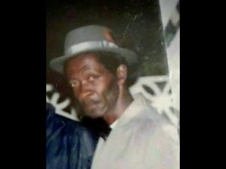 Retired district constable, Leonard Bennett, who was murdered on Monday and his body left in bushes in Dallas Castle.