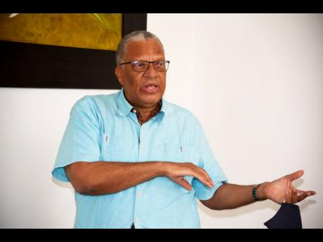"""Former PNP President Peter Phillips says that he still has a """"love affair"""" with his St Andrew East Central constituency."""