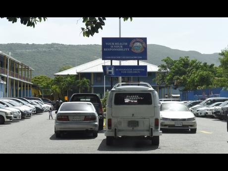 Bustamante Hospital for Children.