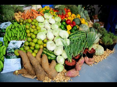 The Jamaica Agricultural Society is projecting that as a result of the recent heavy rainfall, there will be a shortage of almost every crop this Christmas.