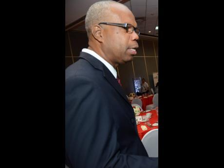 IGL General Manager Peter Graham.