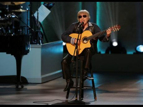 Musician Jose Feliciano is celebrating 50 years of his bilingual Christmas classic 'Feliz Navidad' by releasing a new version featuring Jason Mraz, Lin-Manuel Miranda, Shaggy and more.