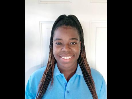 Saskia Allen is heading to the Caribbean Maritime University.