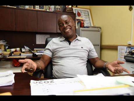 Portmore Mayor Leon Thomas says he carries no ill feeling against St Catherine South Eastern Member of Parliament Robert Miller.