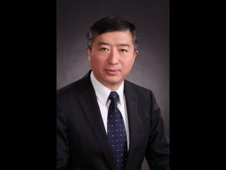Tian Qi, ambassador of China to Jamaica