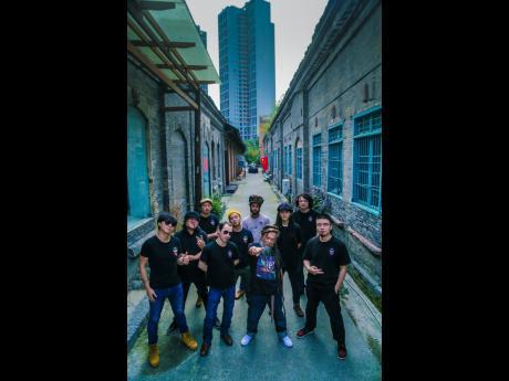 I Kong, Skunga Kon and the JahWahZoo band.