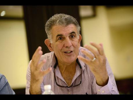 Michael Drakulich, CEO of eco-attraction Mystic Mountain.
