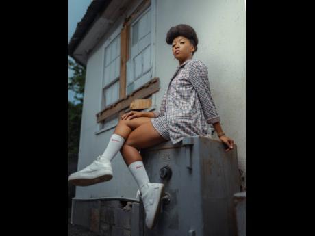 Backup singer Zhayna has her eyes set on solo success.