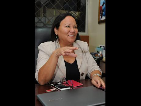 Honey Bun CEO Michelle Chong.