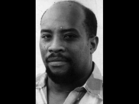 A 1968 photograph of Marcus Garvey Jr.