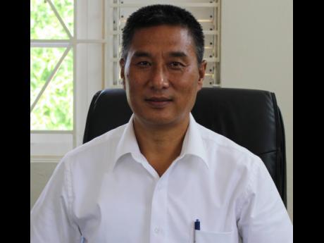 R Masakui. high commissioner of India to Jamaica