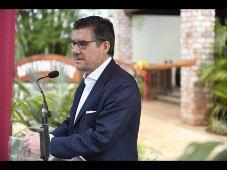 CEO of the Campari Group, Bob Kunze-Concewitz.