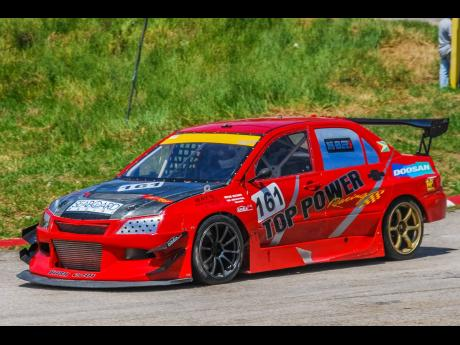 Known as the 'Bush Cow', this Mitsubishi Evolution, when piloted by Kevin Jefferies, was always super fast and represented Guyana well.