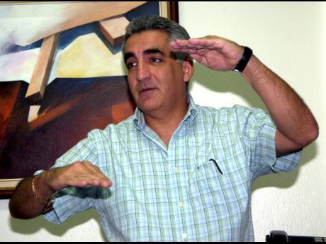Michael Amar Jr