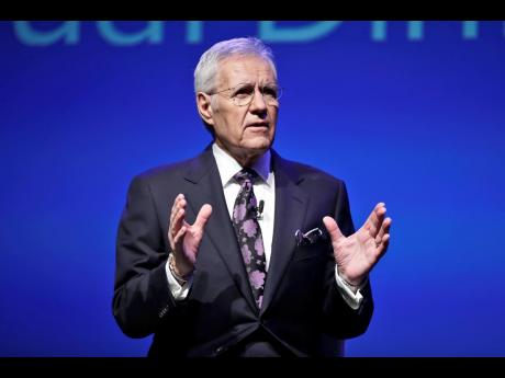 Sony Pictures Television said Wednesday, that Alex Trebek's final 'Jeopardy!' episodes will air the week of January 4, concluding with a special tribute on Friday, January 8. The long-time and beloved host died of pancreatic cancer on November 8 at a