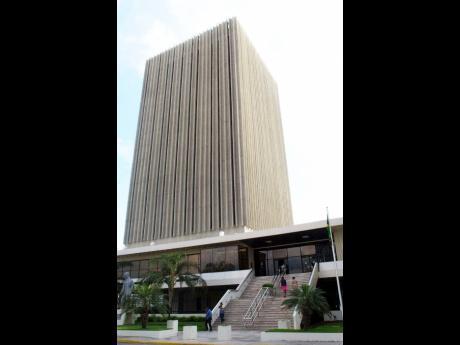 BOJ Building