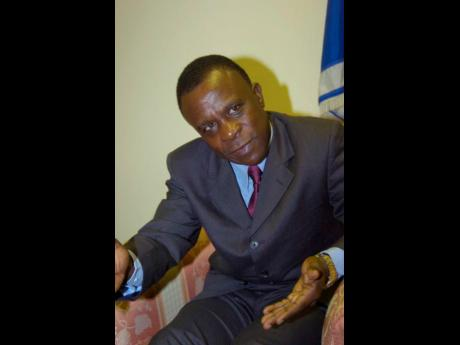 Prime Minister of Grenada Dr Keith Mitchell.