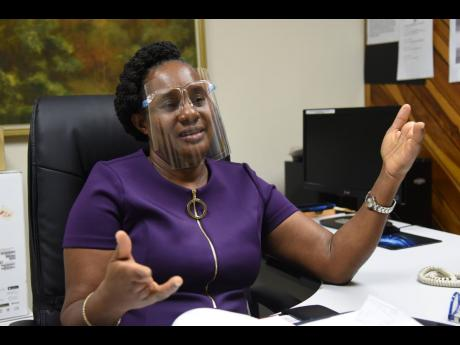 Dr Christine Hendricks, executive director of the Jamaica Council for Persons with Disabilities reflecting on a challenging 2020 in light of the COVID-19 pandemic.