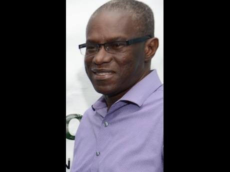 Jamaica Agriultural Society CEO Christopher Emanuel.