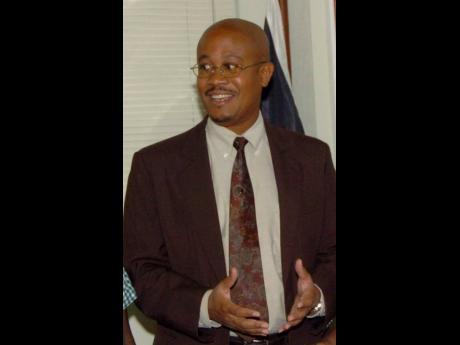 Donovan Reid, president, Realtors Association of Jamaica.