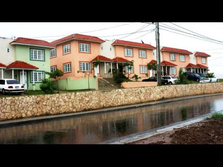 The Long Mountain Country Club development in St Andrew.
