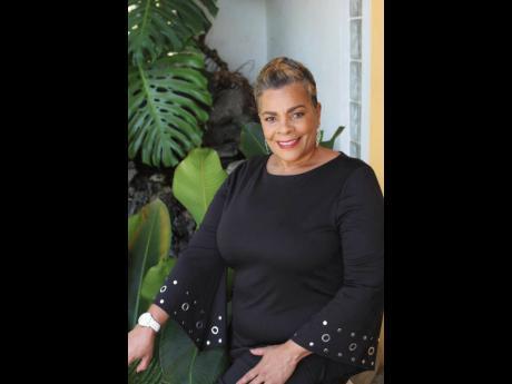 Mindfulness coach Nadine Sinclair.