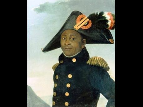 Contributed  Toussaint Louverture Girardin