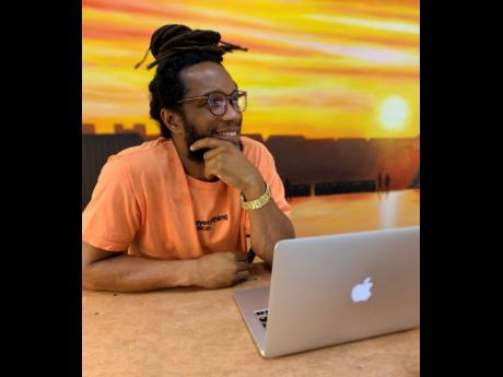 Co-creator of Dubwise Jamaica, Jason Panton.