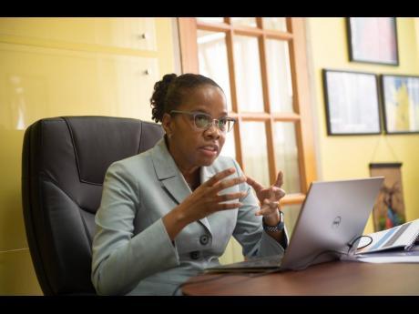 Dr Karen Webster-Kerr, national epidemiologist