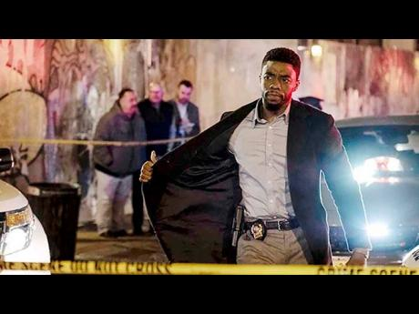 Chadwick Boseman uncovers a massive conspiracy in '21 Bridges'.