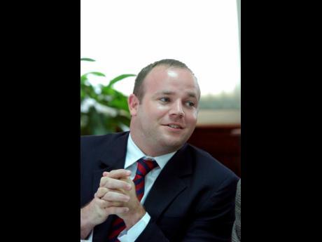 Mark Croskery, head of Croskery Capital Limited.
